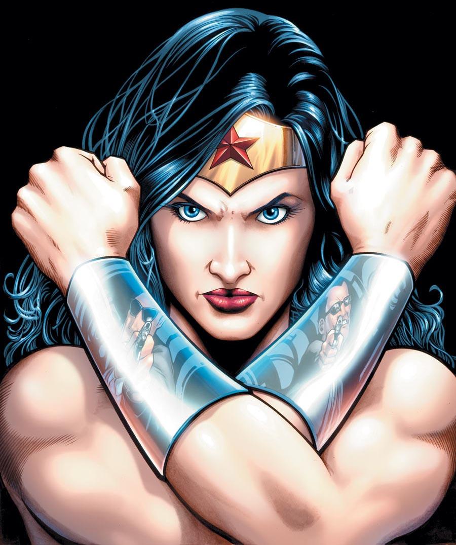 Wonder Woman - Weightless Chronicles